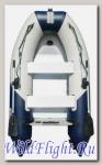 Лодка Jet Force 380 AL (бело-синий)