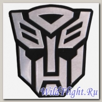Наклейка (6х15) Transformer (металл)
