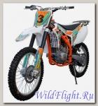 Кроссовый мотоцикл BSE Z6-250e 21/18