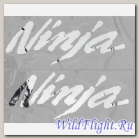 Наклейки (пара) (8х18) Ninja
