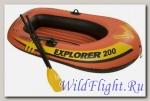 Лодка Intex Explorer-Pro 200 Set (58357)