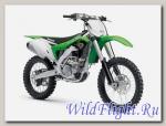 Мотоцикл Kawasaki KX250F 2018