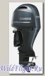 Четырехтактный подвесной лодочный мотор Yamaha FL200FETX