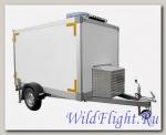 Прицеп-фургон легковой для бизнеса, изотермический «Рефрижератор» (без ХОУ) 3791Т2