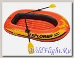 Лодка Intex Explorer-300 Set (58332)