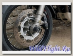 Слайдеры Crazy Iron в ось переднего колеса для Yamaha XT660X/XT660R