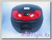 Кофр Safebet черный HF-815 32л.+ шлем 109