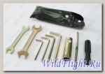 Инструмент запасной, комплект LU040219