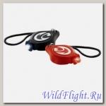 KELLYS Диодик безопасности PULSAR RED, 2 режима, цвет: красный