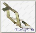Опора пружинная тормозных колодок, сталь LU016383