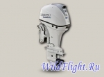 Четырехтактный подвесной лодочный мотор Tohatsu MFS50W ETL