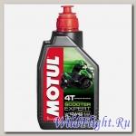 Мотор/масло MOTUL Scooter Expert 4T MA 10W40 (1л) (MOTUL)