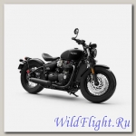 Мотоцикл Triumph Bobber Black 1200