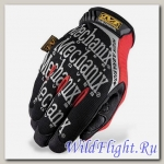 Перчатки Mechanix Original High Abrasion NEW