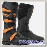 Ботинки Thor YOUTH BLITZ XP CHARCOAL/ORANGE