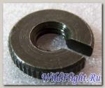 Гайка регулировочная троса ручного тормоза, сталь LU020855