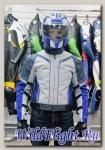 Куртка OSA STREET серый/синий