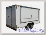 Прицеп-фургон коммерческий «для мобильной торговли» (без оборудования) модель 3793М2