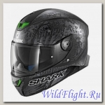 Шлем SHARK SKWAL 2 silver green