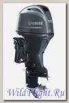 Четырехтактный подвесной лодочный мотор Yamaha F50DETL
