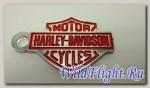 Брелок для ключей HARLEY-DAVIDSON red
