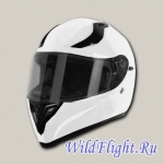 Шлем (интеграл) Origine STRADA Solid белый глянцевый