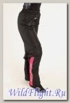 Дождевые брюки STARKS Dry Rain DR 219 WOMAN жен. Черно-Фиолетовые