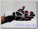 Мото перчатки First Racing XSG-101 red