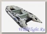 Лодка Gladiator Heavy Duty HD430 AL CAMO