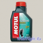 MOTUL OUTBOARD SYNTH 2Т (1л) (MOTUL)