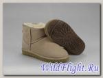 UGG WOMENS CLASSIC MINI sand 5854