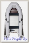 Лодка НАШИ ЛОДКИ PATRIOT 360 AL классика aluminium 2015