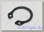 Кольцо стопорное 12мм, сталь LU053006