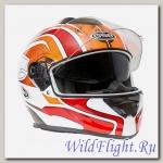 Шлем GSB G-350 Red/White