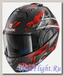 Шлем SHARK Evo-One 2 Sculd black red