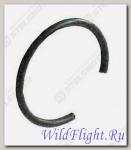 Кольцо стопорное поршневого пальца, сталь LU015571