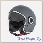 Шлем Vespa VJ 1 (GRIGIO TITANIO)