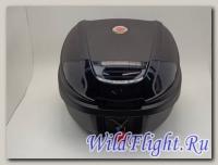 Кофр YM-0830 Black чёрный отражатель