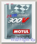Мотор/масло MOTUL 300 V LE MANS 20W-60 (2л) (MOTUL)