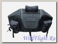 Текстильный кофр для ATV CF Moto X8 задний