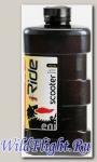Масло моторное полусинтетическое Eni I-Ride Scooter 15W50, 1л (ENI)