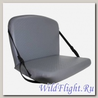 Кресло надувное AIR DECK SMARINE (СЕРЫЙ)-MAT