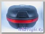 Кофр Safebet черный HF-809 27л. + шлем 109