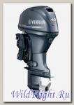 Четырехтактный подвесной лодочный мотор Yamaha F40FETS
