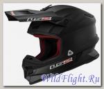 Шлем LS2 MX456 HPFC SINGLE MONO Matt Black