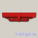 Сумка VESPA RED REAR BAG MOUNTING KIT