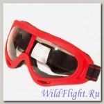 Очки кроссовые MICHIRU G130 Red