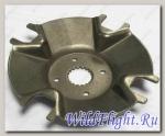 Пластина фигурная центробежного регулятора, сталь LU020084