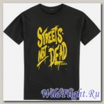 Футболка ICON Tee Streets Not Dead Black
