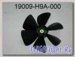 Вентилятор охлаждения радиатора JOYRIDE_200, JOYRI